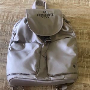 Lululemon backpack - onward rucksack in gray